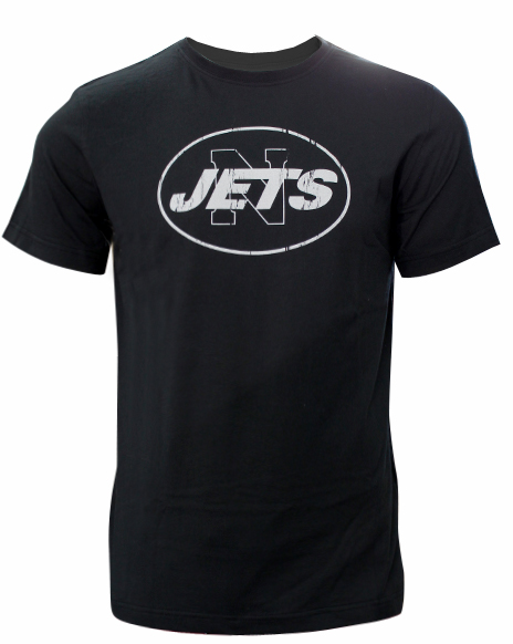 underrated vintage t black newtown jets