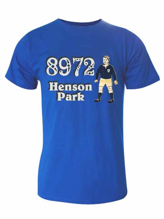 Henson Park 8972 - Blue Tshirt