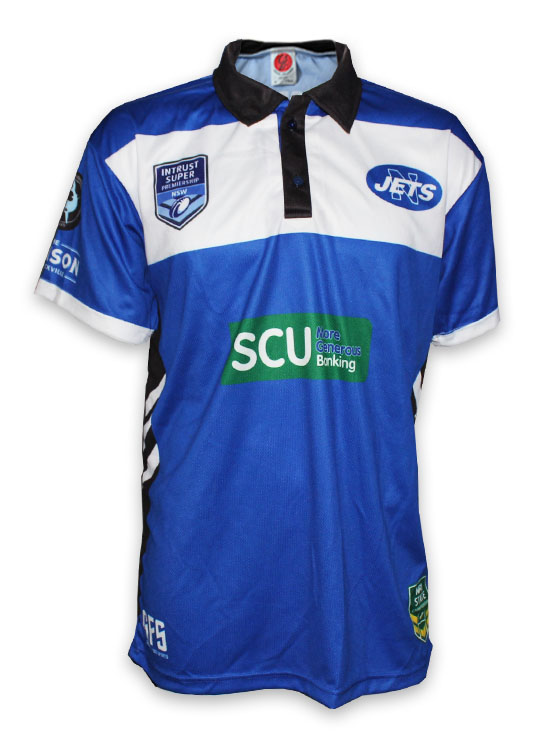 2017 Newtown Jets Polo