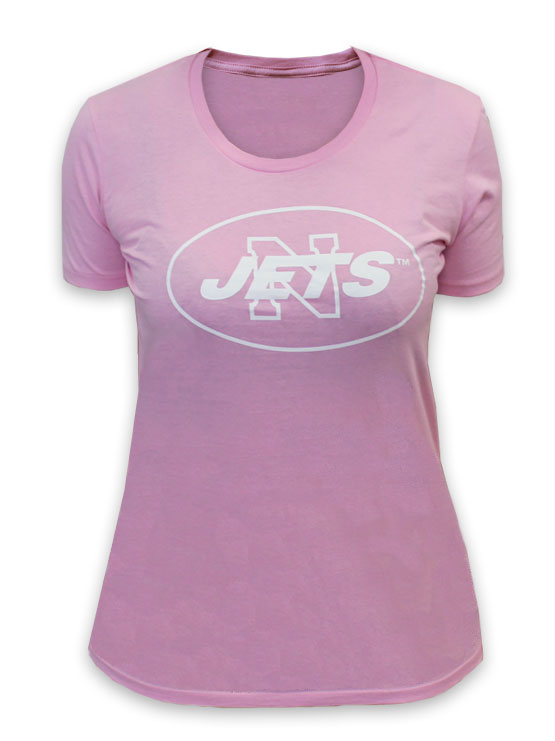 Ladies Tshirt - Candy Pink