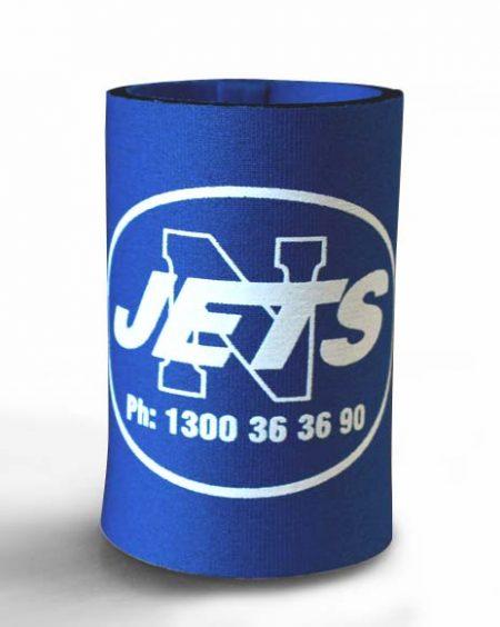 Jets Stubbie Holder
