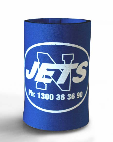 Jets Stubbie Holder