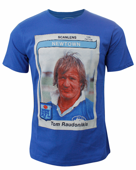 Tom Raudonikis T-Shirt
