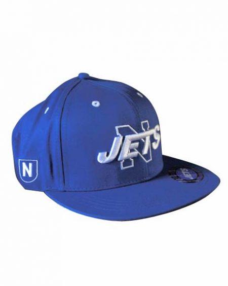 Royal Blue Snapback Cap