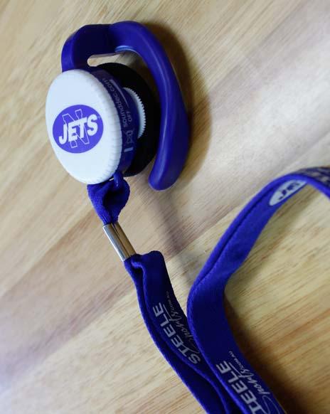 Henson Park Jets' Ears