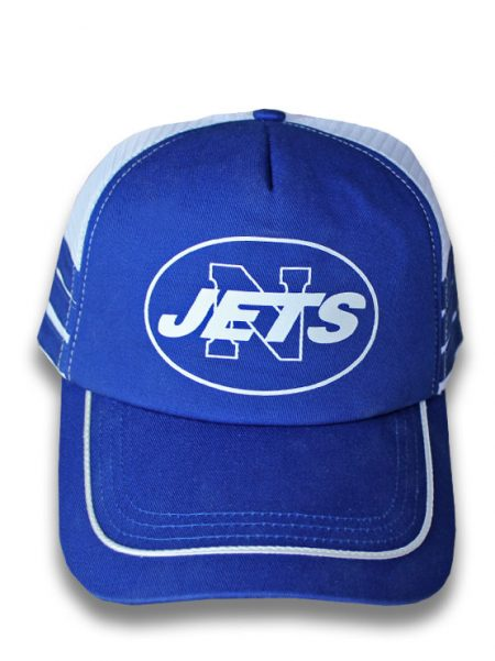 New Release - Jets True Blue Trucker Cap