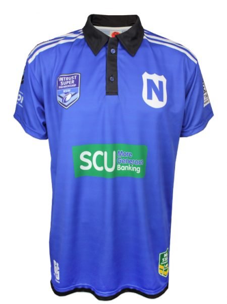 2018 Newtown Jets Polo