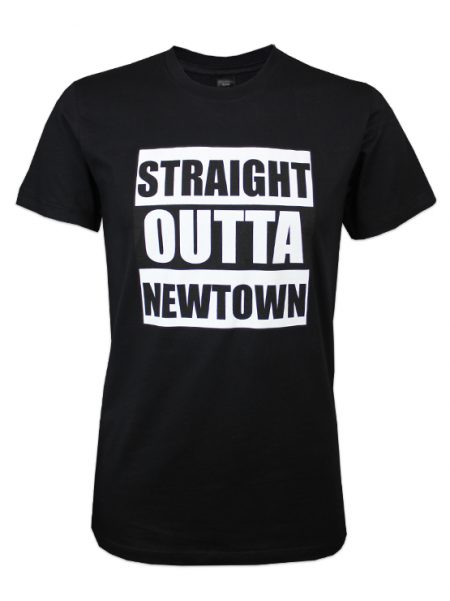 STRAIGHT OUTTA NEWTOWN