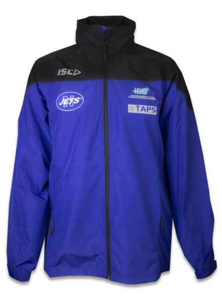 Newtown Jets Players Wet Weather Jacket