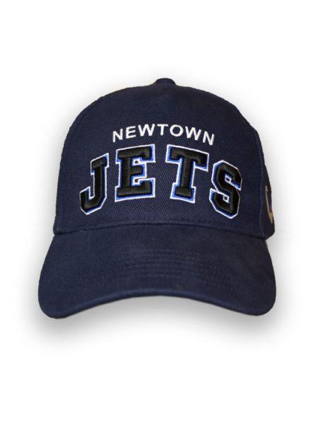 NAVY NEWTOWN CAP