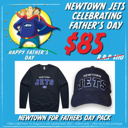NEWTOWN FOR FATHERS DAY PACK